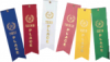 Click this Image to visit the Flat Ribbons category.