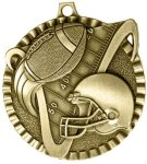 2 Football M3XL Series Medal Awards