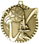 2 Science Victory Medallion