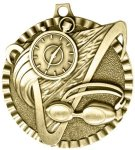 2 Swimming Victory Medallion